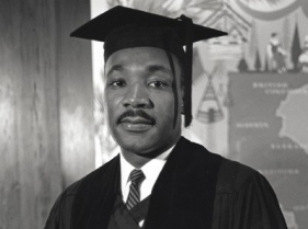 Dr. Martin Luther King Junior, Age 25